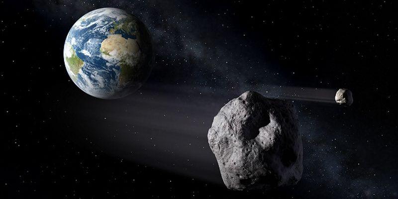 Астероид 2012 TC4