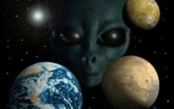 Послание внеземной цивилизации