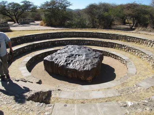 Самый большой метеорит упавший на землю – немой свидетель мироздания
