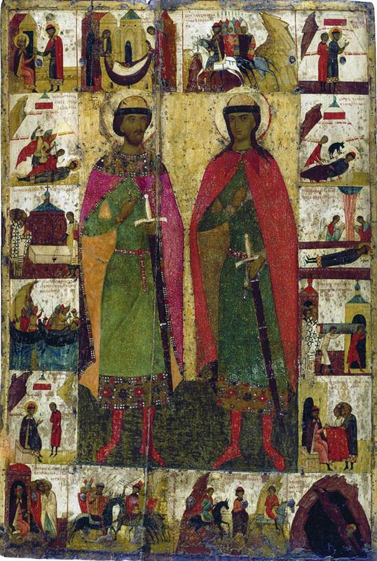 Древняя Русь: кто убил Бориса и Глеба