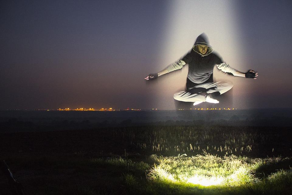 Секреты левитации – действительно ли можно самостоятельно летать по воздуху?