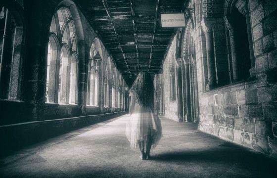 Привидения: существуют – учеными доказано