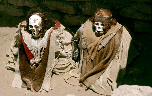 Самые страшные места в мире - кладбище Чаучилла