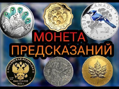 Предсказание на монете