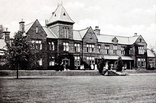 Госпиталь Сент-Джон
