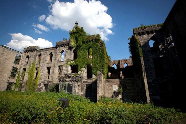 Балдунский замок