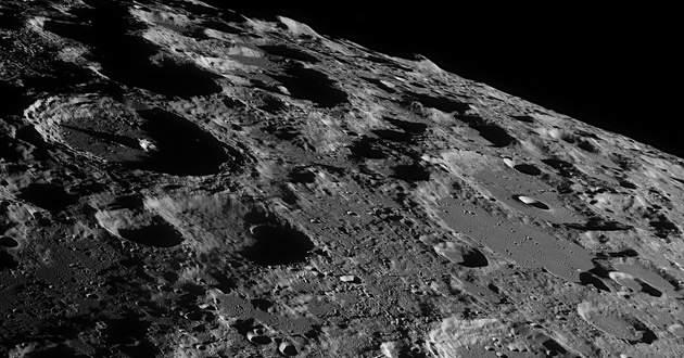 НЛО на Луне факты