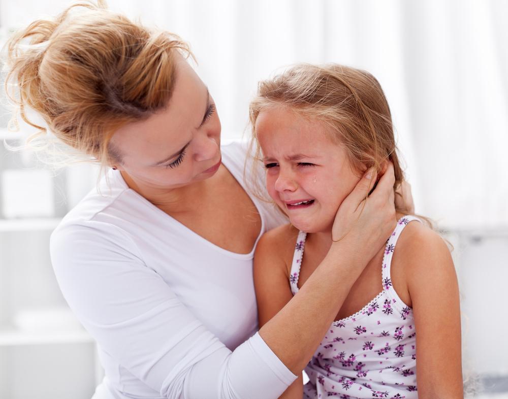 Борьба со страхами малышей