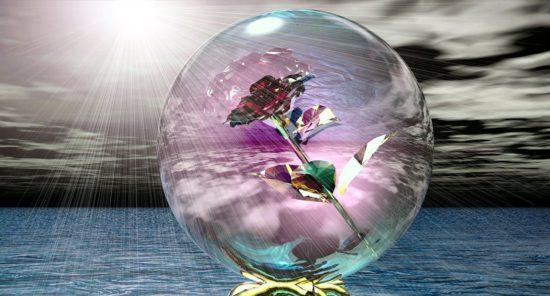 Предсказание на стеклянном шаре
