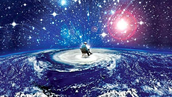 Энергия, питающая мироздание
