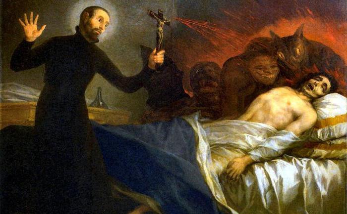 Молитва для изгнания демона