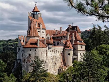 Замок Дракулы – обитель вампиров?