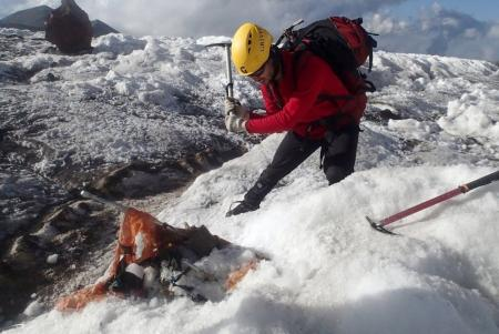 Загадочная гибель туристов на горе Эльбрус