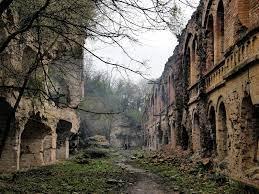 Манит мистика? Таракановский форт – один из таинственных объектов Украины.