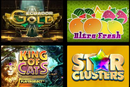 Асортимент популярних слотів у казино онлайн